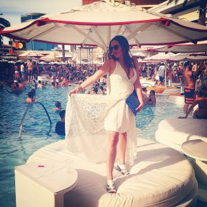 encore beach club, wynn, encore, las vegas, hotel, pool party, party, nevada, travel