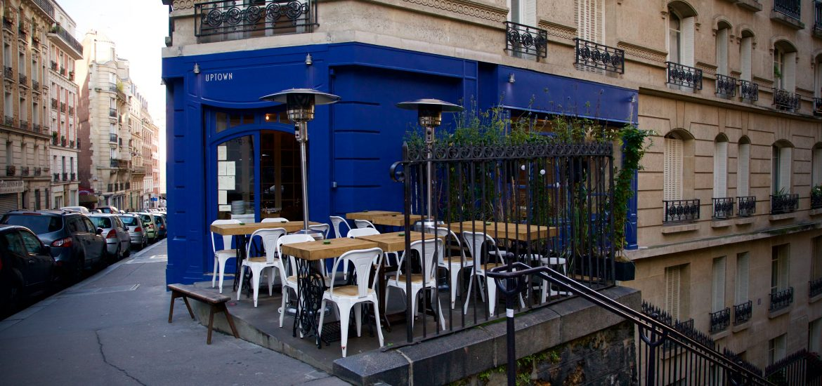 uptown, paris, restaurant, Fabrizio Guerrini, food, 75018, restaurant paris, gastronomique, tapas, agapé