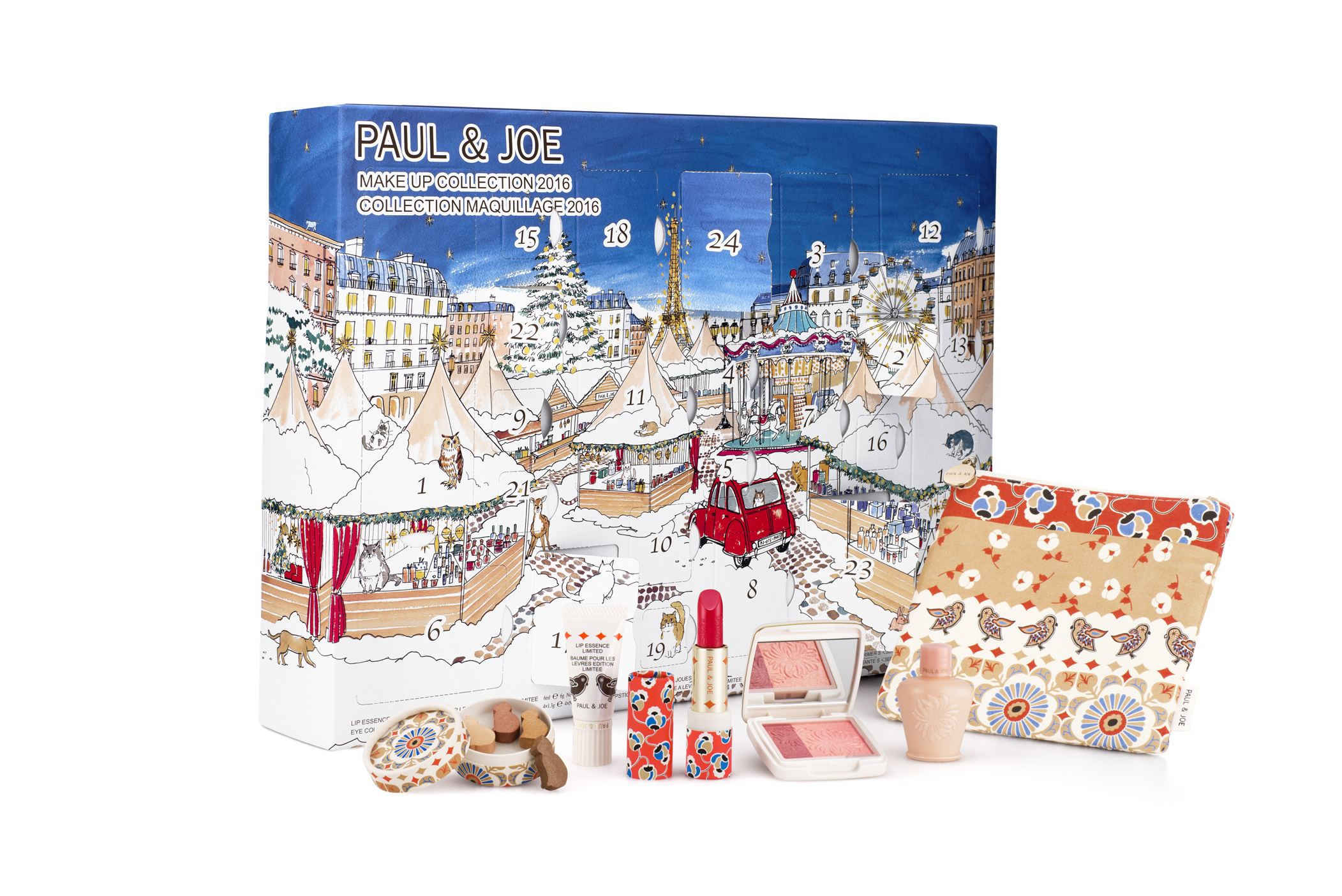 calendrier de-lavent-paul-joe-beaute-christmans-noel-cadeau