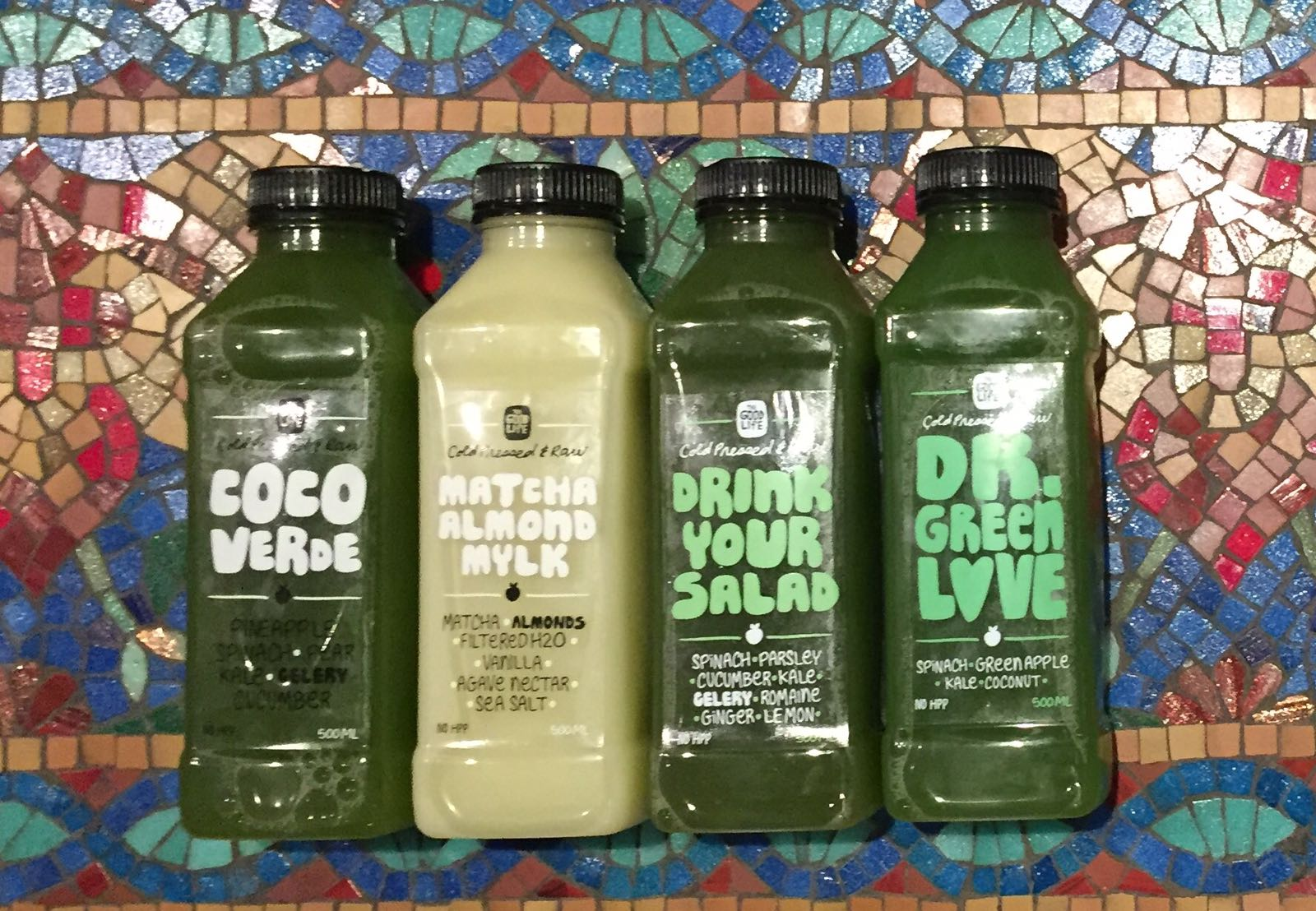 juice, detox, the good life eatery, healthy food, fruits, jus detox