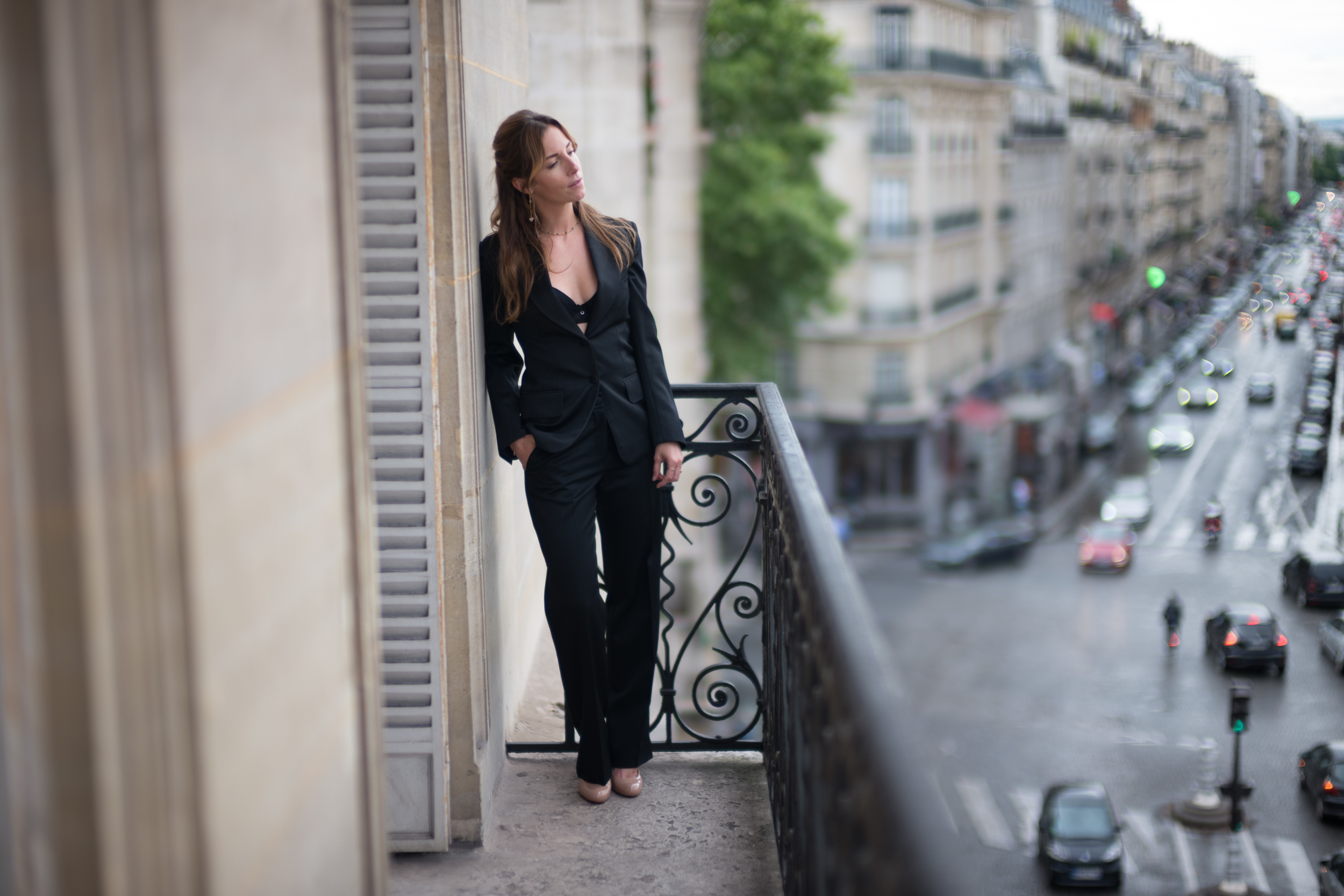 Saint Laurent ; costume ; style ; look ; streetstyle ; fashion ; blog ; une robe un soir ; Yves Saint Laurent