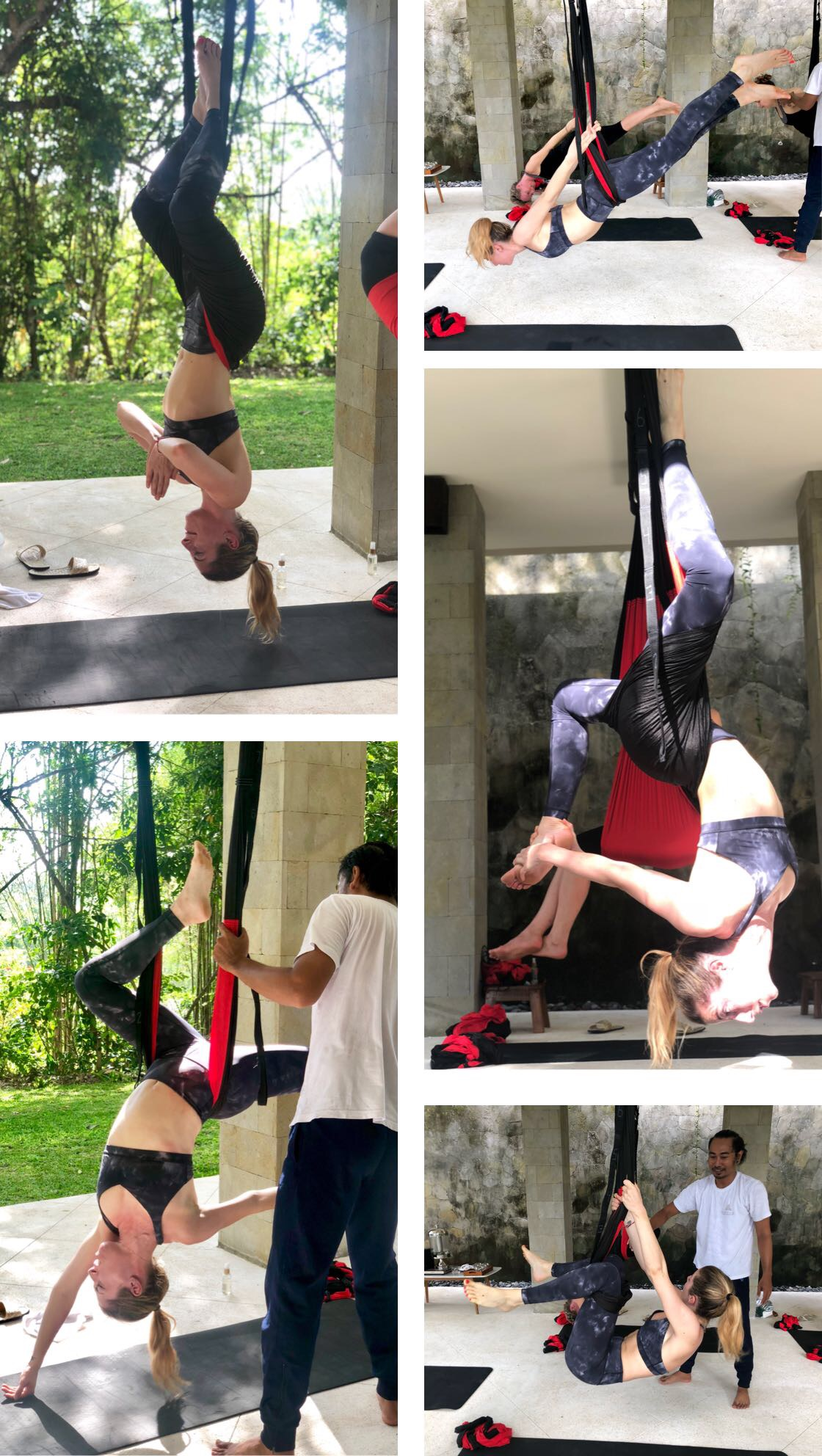 bali ; revivo ; revivo wellness ; yoga ; fly yoga