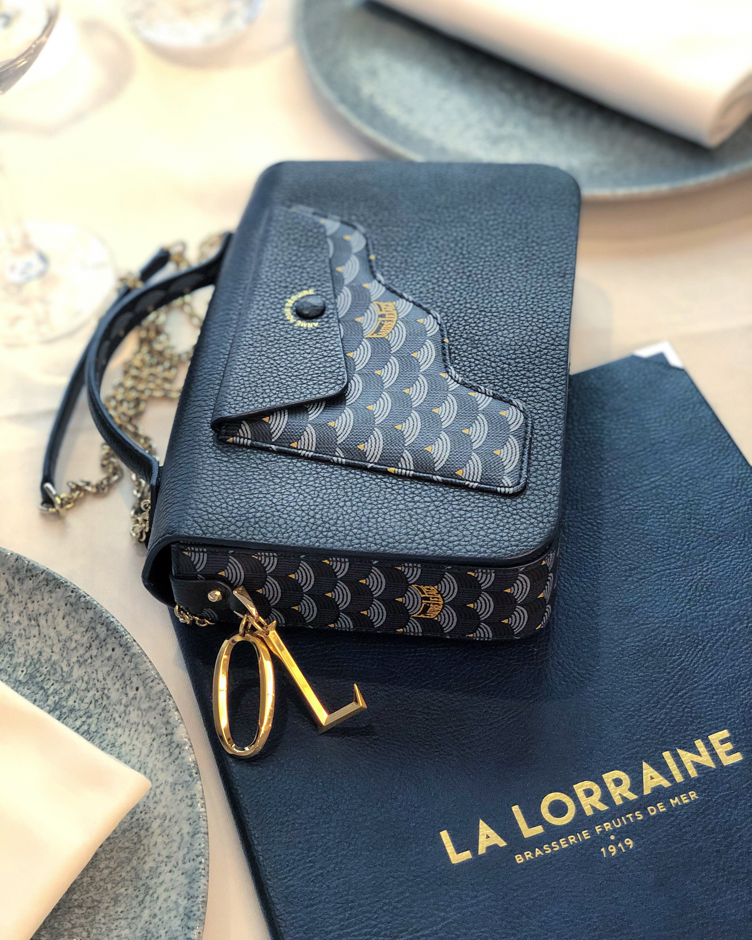 Fauré Le Page ; sac ; luxe ; maroquinerie ; fashion ; sac luxe